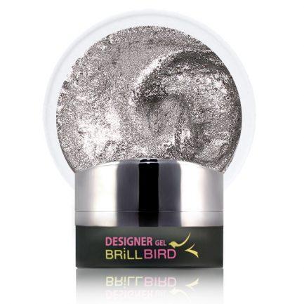 Designer Gel Silver 3 ml - Brillbird България